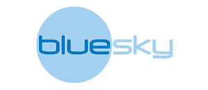 Logotipo Bluesky
