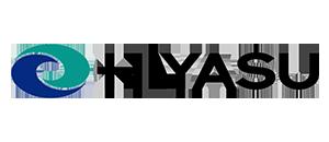 Logotipo Hiyasu