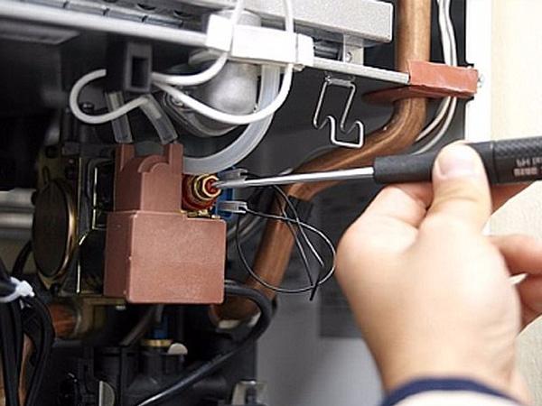 reparación Calderas, Calentadores y Termos