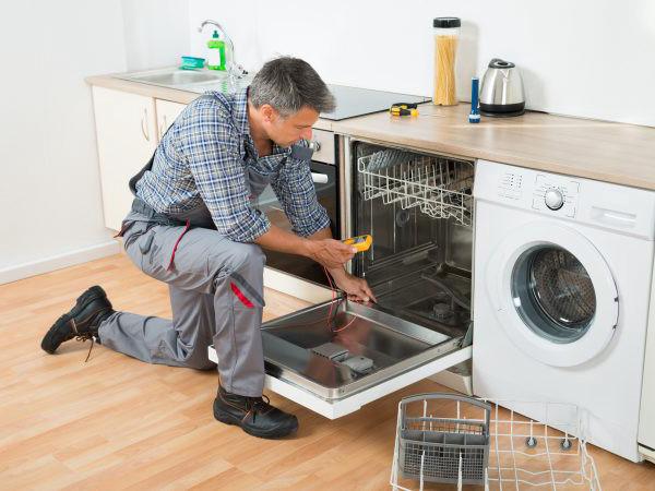 Reparaciones a domicilio lavaplatos